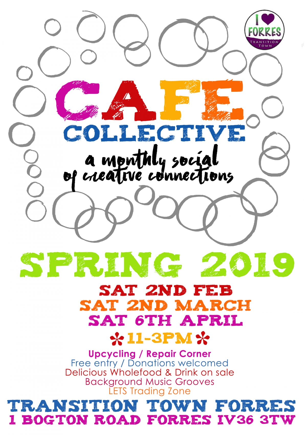 Cafe Collective Spring 2019