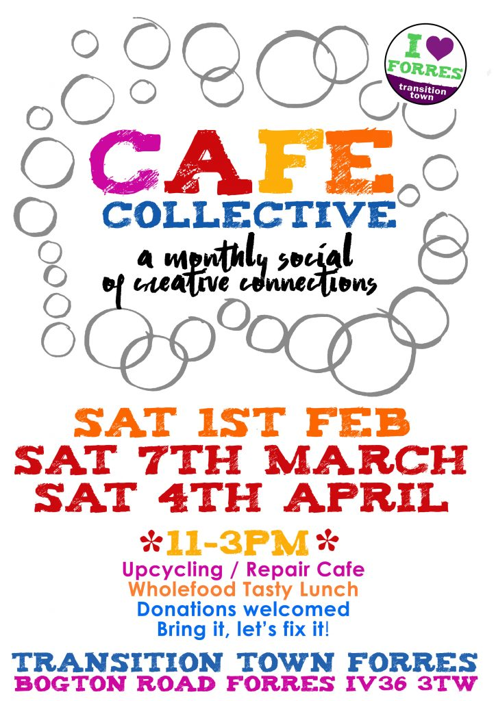 cafe collective poster